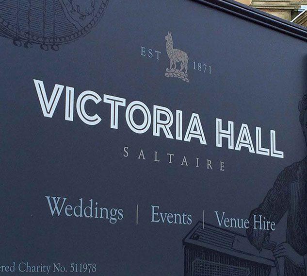 Victoria Hall Saltaire